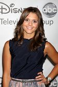 LOS ANGELES - AUG 7:  Alexandra Chando at the Disney/ABC Television Group Summer Press Tour at the B