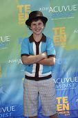 LOS ANGELES - AUG 7:  Nolan Gould arriving at the 2011 Teen Choice Awards at Gibson Amphitheatre on