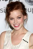 LOS ANGELES - AUG 7:  Jane Levy arriving at the Disney / ABC Television Group 2011 Summer Press Tour