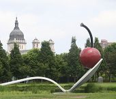 Spoon Bridge and Cherry