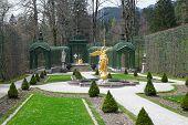 Jardim do Palácio de Linderhof
