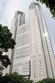 Metropolitan Towers In Tokyo