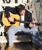 Jon With Guitar