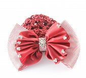 Red barrette