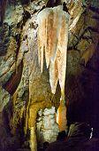 Jenolan  Caves In Blue Mountains, Australia.
