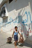 Youth In Gaza
