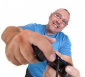 Play Console Man