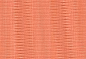 orange  background of criss cross fabric texture