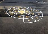 Circular Hopscotch