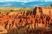 Red Desert Hills