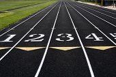 Track Lanes