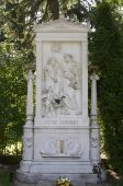 The Tomb Of Franz Schubert