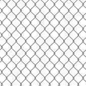 Tiling texture of barbed wire fence. 3d