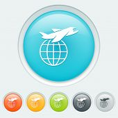 Transport By Air Buttons