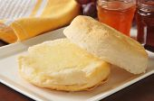 Hot Buttermilk Biscuit