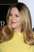 LOS ANGELES - MAR 27:  Drew Barrymore at the  CinemaCon 2014 - Warners Brothers Photocall at Caesars