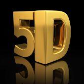 5D Letters