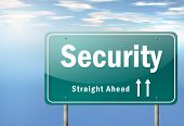 Highway Signpost Security