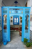 Sidi Bou Said Resting Room