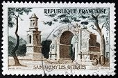 Saint Remy Stamp