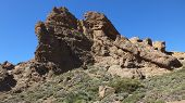 Mount Teide Rock Formatin