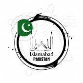 stamp Islamabad