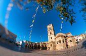 The Church Of Saint Lazarus In Larnaca, Cyprus