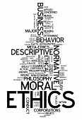 Word Cloud Ethics