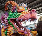 Mardi Gras Dragon