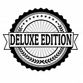 Deluxe Edition Label