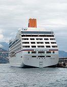 Monaco - Cruise Ship