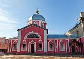 Church Of The Resurrection (1768). Kursk, Russia