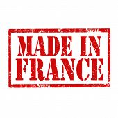 Made In France-stamp