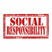 Social Responsibility-stamp