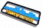 Milwaukee USA logo