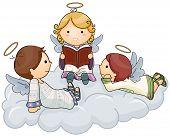 Story Telling Angel