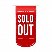 Sold Out Banner Design
