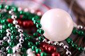 Christmas Balls, New Year Decoration