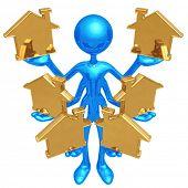 Handling Multiple Homes