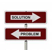 Solution Versus Problem