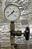 picture of manometer  - Industrial equipment - JPG
