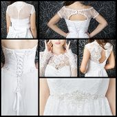 Luxury Wedding Dresses With A Corset