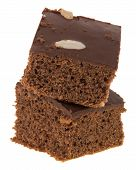 Double Pile Brownies