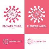 Flower Symbol Icon