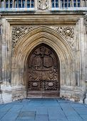 Door - Bath Abbey