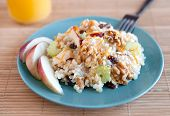 Apple Walnut Salad