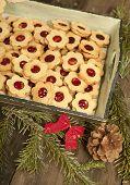 Many Christmas Cookies