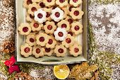 Christmas Cookies With Decorations