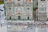 Florence's Cathedral in miniature