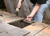 Working With Old Fence Boards